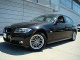 2010 Black Sapphire Metallic BMW 3 Series 328i xDrive Sedan #29762169