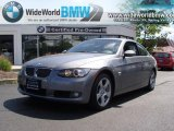 2009 Space Grey Metallic BMW 3 Series 328xi Coupe #29762172