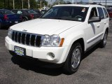 2006 Stone White Jeep Grand Cherokee Limited 4x4 #29762053