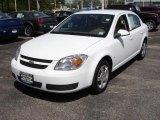 2007 Summit White Chevrolet Cobalt LT Sedan #29762054