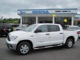 2008 Super White Toyota Tundra SR5 CrewMax #29762535