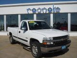 1999 Summit White Chevrolet Silverado 1500 Z71 Regular Cab 4x4 #29762332