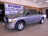 2010 Mineral Gray Metallic Dodge Ram 1500 SLT Quad Cab #29762870