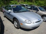 1997 Silver Frost Pearl Ford Taurus GL #29762353