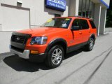 2007 Ford Explorer XLT Ironman Edition 4x4 Data, Info and Specs