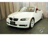 2009 Alpine White BMW 3 Series 335i Convertible #29762105
