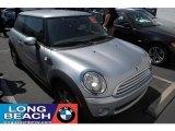 2007 Sparkling Silver Metallic Mini Cooper Hardtop #29762410