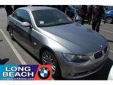 2009 Space Grey Metallic BMW 3 Series 328i Convertible #29762415