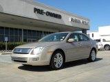 2008 Dune Pearl Metallic Ford Fusion SEL V6 #29762239