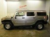 2003 Pewter Metallic Hummer H2 SUV #29762425