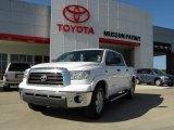 2008 Super White Toyota Tundra SR5 CrewMax #29762254