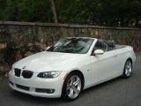 2008 Alpine White BMW 3 Series 335i Convertible #29762260