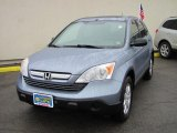 2008 Glacier Blue Metallic Honda CR-V EX 4WD #29762942