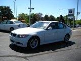 2008 Alpine White BMW 3 Series 328xi Sedan #29762278