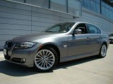 2010 Space Gray Metallic BMW 3 Series 335i xDrive Sedan #29762165