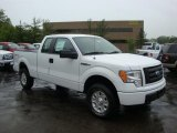 2010 Oxford White Ford F150 STX SuperCab 4x4 #29831740