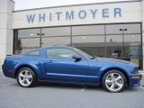 2007 Vista Blue Metallic Ford Mustang GT/CS California Special Coupe #29832089