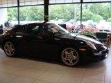 2008 Black Porsche 911 Carrera S Coupe #29831593