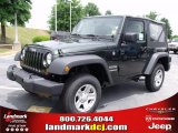 2010 Natural Green Pearl Jeep Wrangler Sport 4x4 #29831756