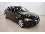 2007 Jet Black BMW 3 Series 335xi Sedan #29832106