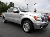 2010 Ingot Silver Metallic Ford F150 XLT SuperCrew #29831765