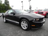 2011 Ebony Black Ford Mustang V6 Coupe #29831768