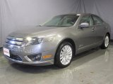 2010 Sterling Grey Metallic Ford Fusion Hybrid #29831945