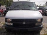 1999 Ivory White Chevrolet Astro Commercial Van #29831780