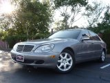 2004 Pewter Silver Metallic Mercedes-Benz S 500 4Matic Sedan #29831785