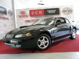 2003 Black Ford Mustang V6 Coupe #29763225