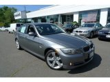 2010 Space Gray Metallic BMW 3 Series 335i Sedan #29831667