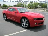 2010 Victory Red Chevrolet Camaro LT/RS Coupe #29832152