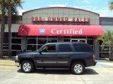 2004 Dark Gray Metallic Chevrolet Tahoe LS #29831684