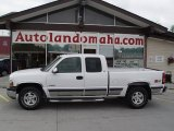 2000 Summit White Chevrolet Silverado 1500 Z71 Extended Cab 4x4 #29831851