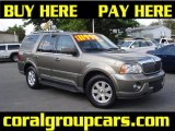 2003 Mineral Grey Metallic Lincoln Navigator Luxury #29832206
