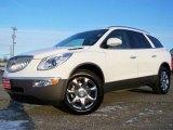 2008 White Opal Buick Enclave CXL #2974129