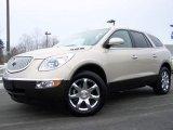 2008 Gold Mist Metallic Buick Enclave CXL #2974128
