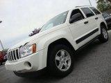 2006 Stone White Jeep Grand Cherokee Laredo 4x4 #29832239