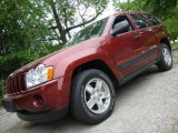 2006 Red Rock Crystal Pearl Jeep Grand Cherokee Laredo 4x4 #29832242