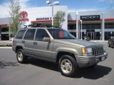 1996 Charcoal Gold Satin Jeep Grand Cherokee Limited 4x4 #29831563