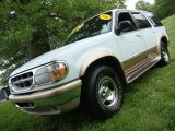 1996 Ford Explorer Oxford White