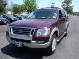 2006 Dark Cherry Metallic Ford Explorer Eddie Bauer 4x4 #29831573
