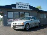 2001 Titanium Silver Metallic BMW 3 Series 330i Sedan #29763037