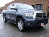 2007 Slate Metallic Toyota Tundra Limited CrewMax 4x4 #29831589