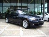 2009 Monaco Blue Metallic BMW 3 Series 328i Sedan #29899654