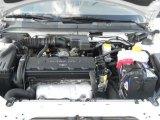Daewoo Nubira Engines