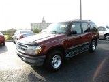 1997 Toreador Red Metallic Ford Explorer XLT #29900149