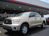 2010 Sandy Beach Metallic Toyota Tundra SR5 CrewMax #29899846