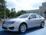 2010 Brilliant Silver Metallic Ford Fusion SE #29899531