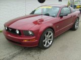 2006 Redfire Metallic Ford Mustang GT Premium Coupe #29899689